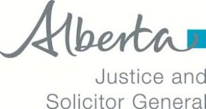Alberta Justice and Solicitor General Logo
