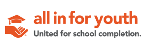 All In For Youth Logo